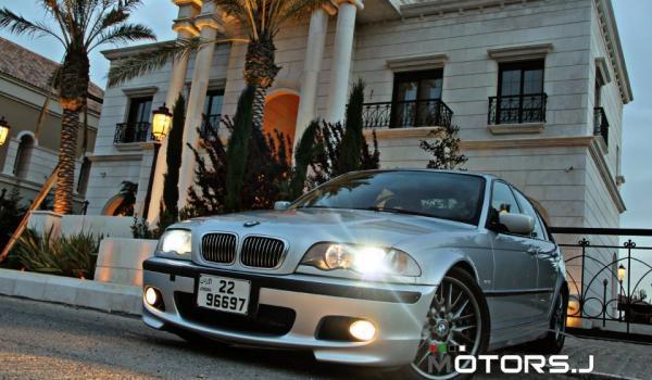 2001 BMW 330i
