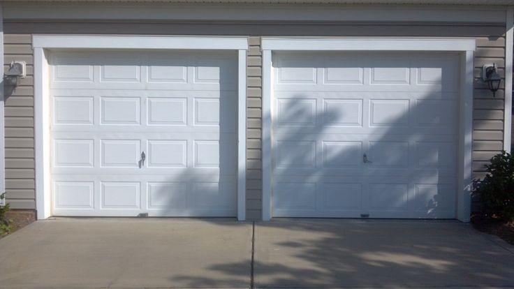 Single Garage Door Opener For Two Doors
