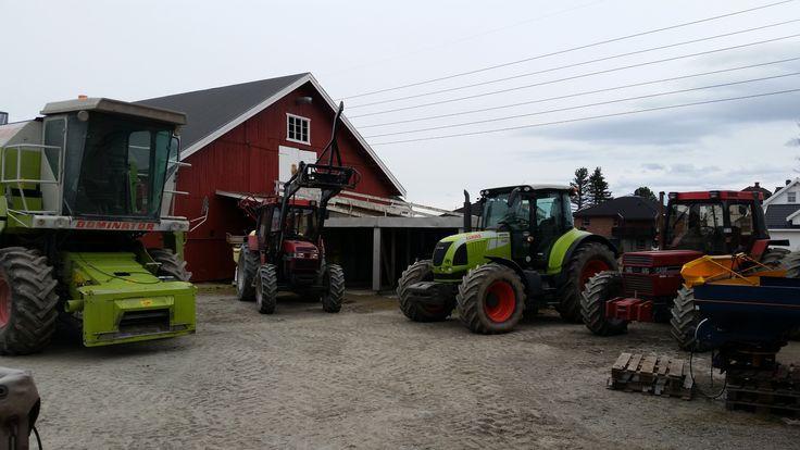 My farm equipment