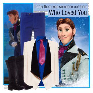Prince Hans - Frozen by darksweetlady