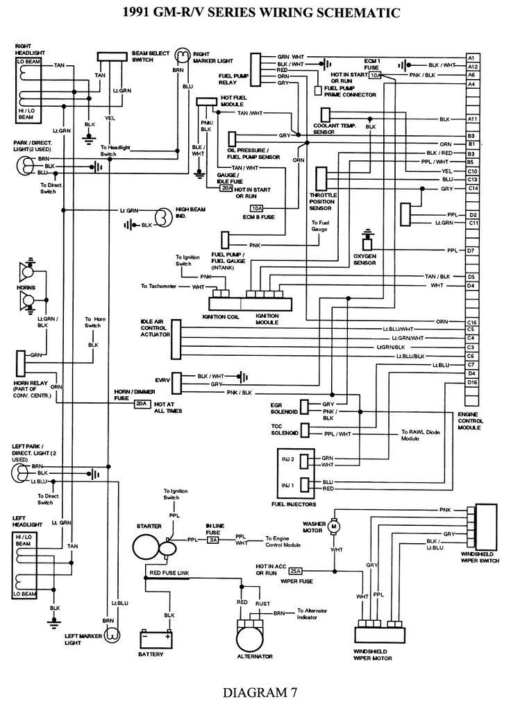 Pin On Chevy Pickups, 2000 S10 Wiring Diagram Pdf