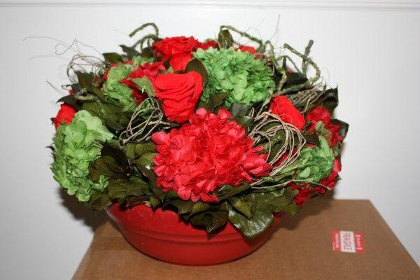 16 best images about preserved floral arrangements on pinterest hydrangea flower hydrangeas - Terras arrangement ...