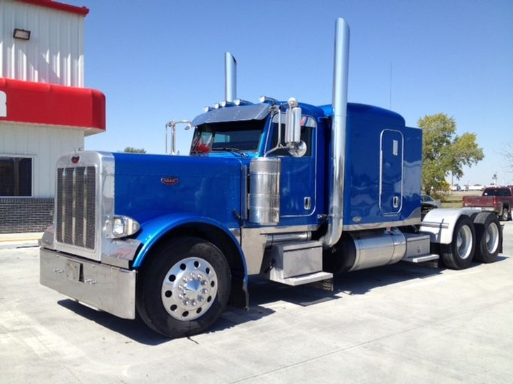 2007 Peterbilt 379 for Sale! Good Luck...