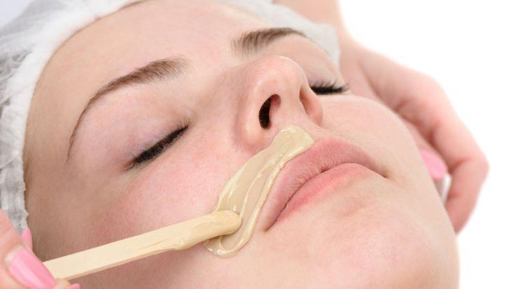 ta bort hår i ansiktet permanent