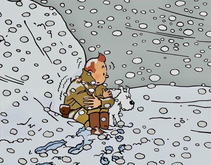 έρχεται κρύο, έρχεται χιόνι....αντεεεεεε