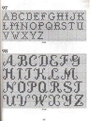 images of free crochet filet charts | BARNES & NOBLE | 101 Filet Crochet Charts by Rita Weiss | Hardcover