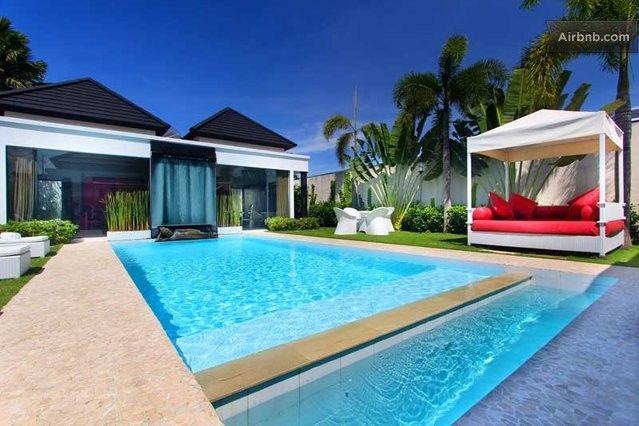 Modern Relaxing Villa 500m Beach In Kuta Bali Villa Italy Tours