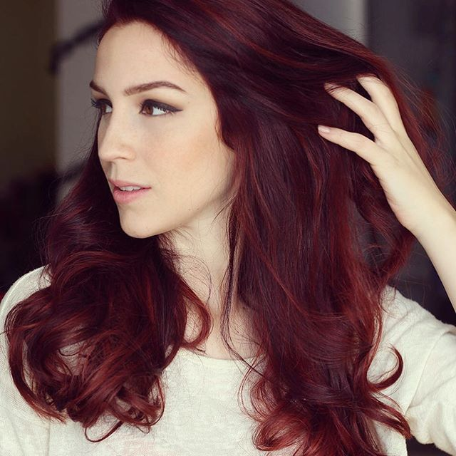 1000 ideas about couleur de cheveux rouge on pinterest. Black Bedroom Furniture Sets. Home Design Ideas