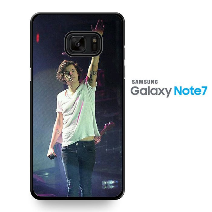 One Direction Konser TATUM-8228 Samsung Phonecase Cover For Samsung Galaxy Note 7