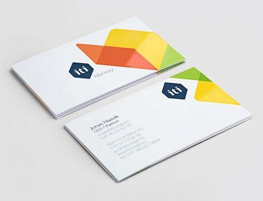35 Creative Business Card Designs