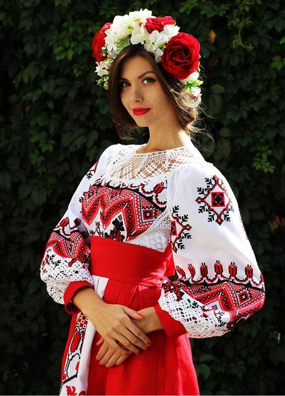 украинский наряд картинка пожалуйста