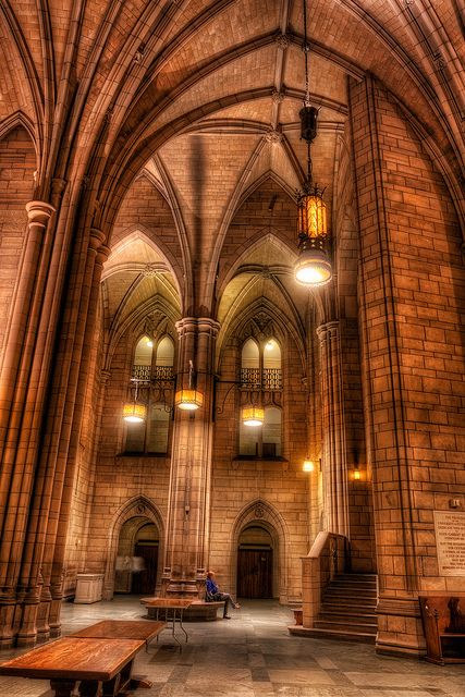 Cathedral of Learning, USA