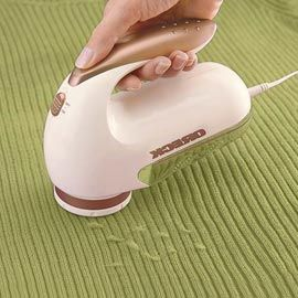 Fabric shaver - to get rid of those ugly sweater lint ball thingies. I seriously need one of these.