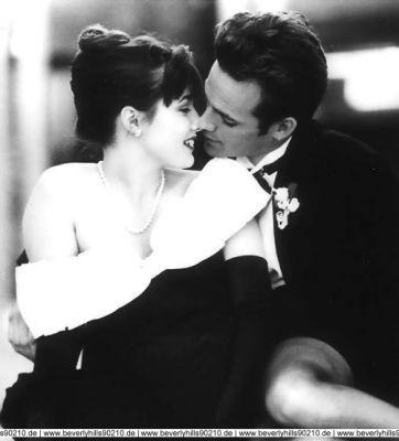 Beverly Hills 90210. Brenda nad Dylan <3