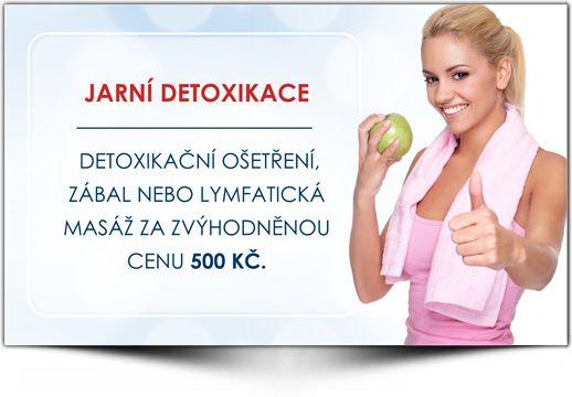Jarní detoxikace v Institutu Krásy