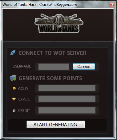 World of Tanks Hack v1.0.2 Download