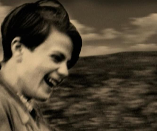 """Never let yourself be robbed of cheerful courage, And hold fast your faith On good days, as well as bad, So will your burden be lighter, A firm staff is childlike trust in God! –To remind you  of your Sophie Scholl"" -Sophie's Poetry"