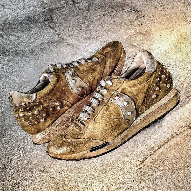 Giuly, #platinum #dust #sneakers