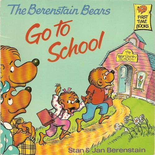 Farewell, Mama Bear. Jan Berenstain, who with her husband Stan created the Berenstain Bears books that have charmed preschoolers and their parents for 50 years, has died. She was 88. http://www.sfgate.com/cgi-bin/article.cgi?f=/n/a/2012/02/27/national/a081917S35.DTL&tsp=1