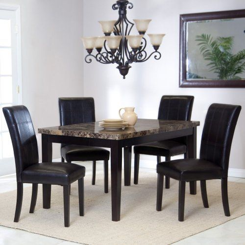 Palazzo 5 Piece Dining Set Dining Room Furniture Pinterest