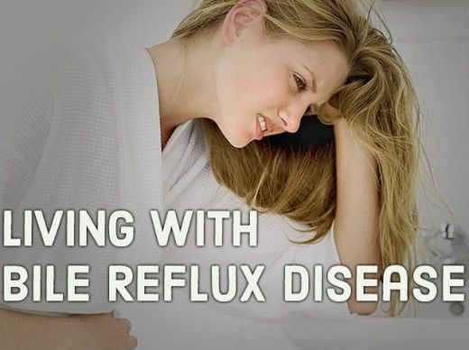 Living with Bile Reflux Disease: When your stomach hates you.