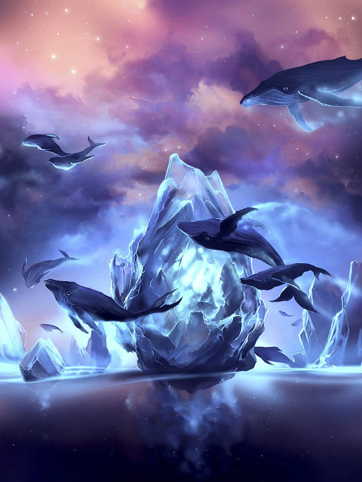 Surreal Fantasy Digital Paintings – Fubiz Media
