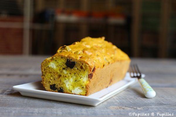 Cake moelleux du soleil sans gluten