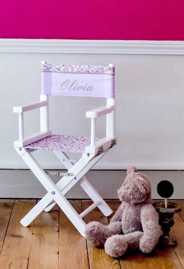 Ma Petite Chaise Motifs Printaniers Pour Une Chaise De Petite Fille Fauteuilenfant Chaisecinema Cadeauanniversaire Deco Enfant Fauteuil Enfant Chaise