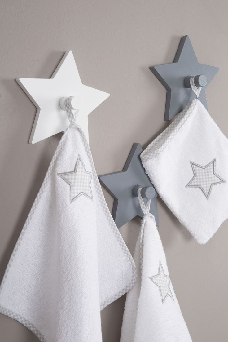 Die roba Home Collection - Trendiges Aussehen macht jedes Kinderzimmer zum absoluten Hit!  #sterne #stars #littlestars #homecollection #deko #möbel #furniture #baby #kids #children #dekoration #kinder #kinderzimmer #childsroom #bedroom #nursery  #white #grey #weiß #grau #handtuch #waschlappen #hygiene #towel #washcloth