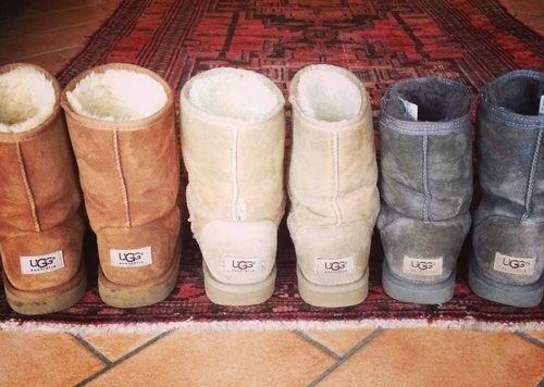 uggs. ♡ THEY'RE SO COMFY I CAN'T AHHH