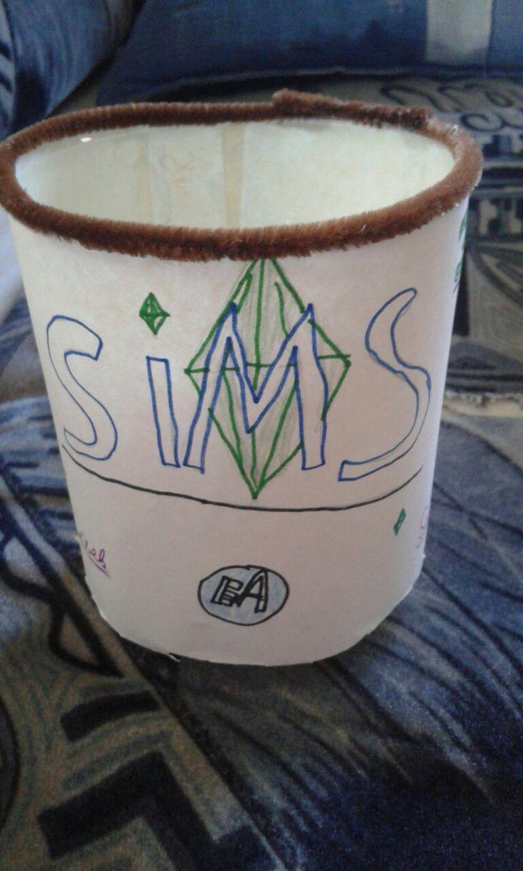 The sims 3 ceruzatartó