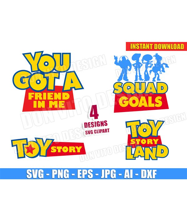 Pin On Toy Story Svg Files