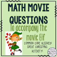 Christmas math activities for 6th graders