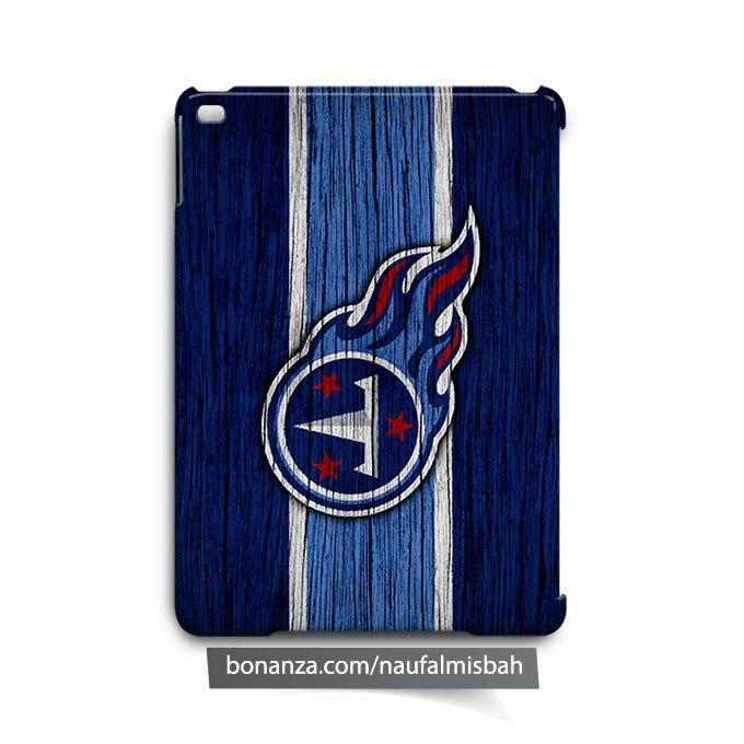 Tennessee Titans on Wood iPad Air Mini 2 3 4 Case Cover