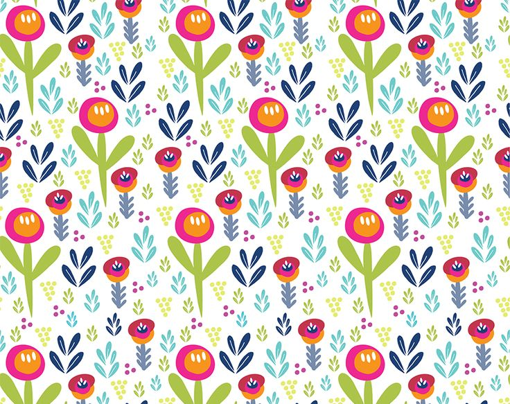 Wildflower white - surface pattern design by Julie Harrison http://www.patternplaystudio.com/surfacepattern/mjrv4968fuink1hk4kxj18509uhs85