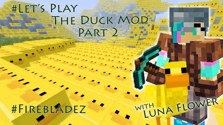 Let's Play Modded Minecraft: The Duck Mod Pt.2