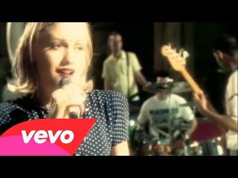"Okay, the entire ""Don't Speak"" music video is unforgettably legendary. 