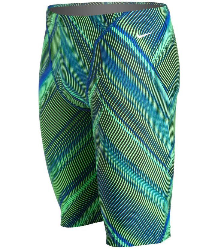 Nike Fly Men's Jammer at SwimOutlet.com - Free Shipping