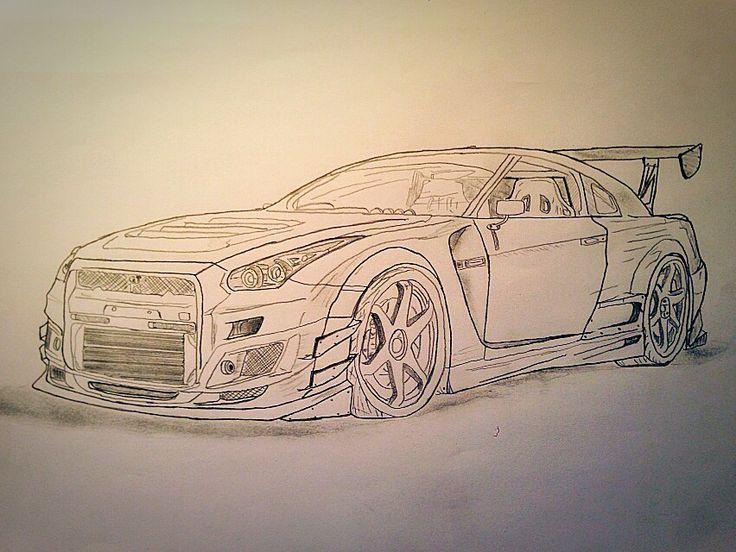 Nissan GTR 2009