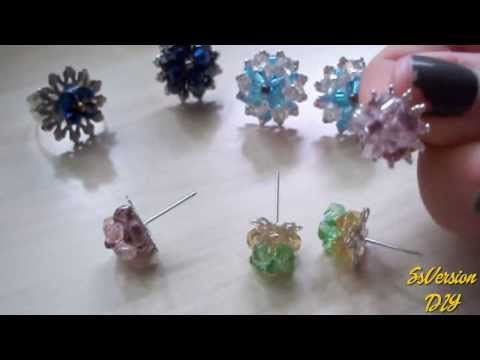 Tutorial: Come trasformare i copri perla in filigrane decorative per gioielli e non solo! - YouTube
