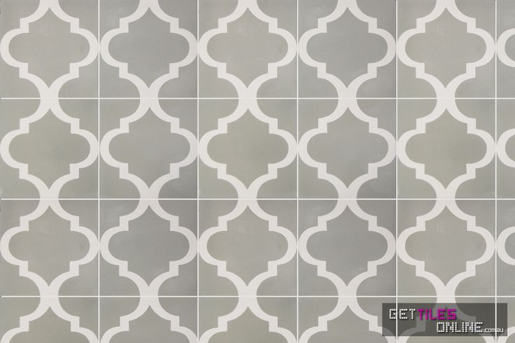 Encaustic 6 200x200 (Code:00640) - Get Tiles Online