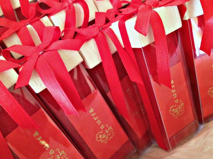 Graduation party: mini favor bags senza ricorrere ai tradizionali sacchetti. #graduation #party #laurea