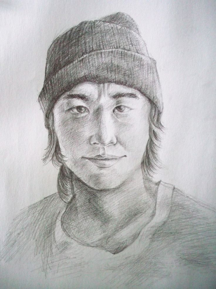 Art Drawing Portrait me  by Sittichai Pijitam (cycnas)