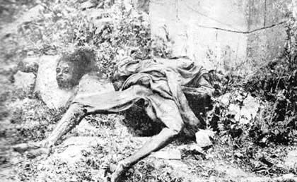 The Turks would have you believe this Armenian woman raped, tortured and…