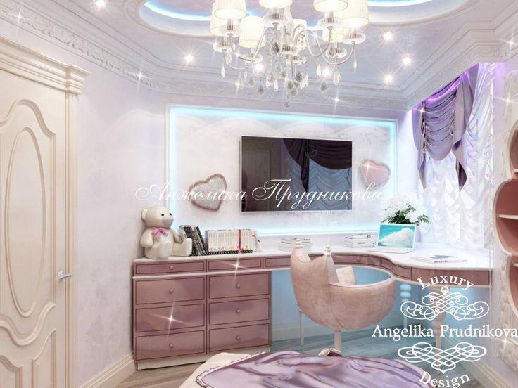 Уютная женская квартира в стиле Ар-Деко на Мельникова - фото