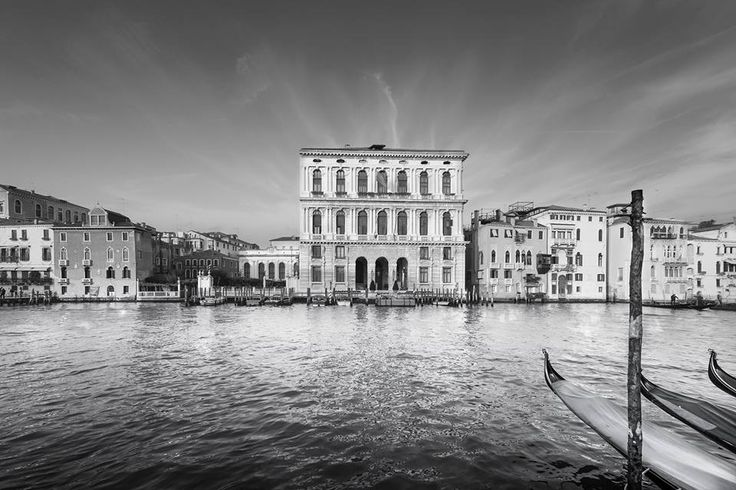 View of a Palazzo in the Grand Canal, Venice.  Unlimited edition. Printed on Fine Art Paper 50 x 70 (Paper size)  Signed by Fabio Bressanello