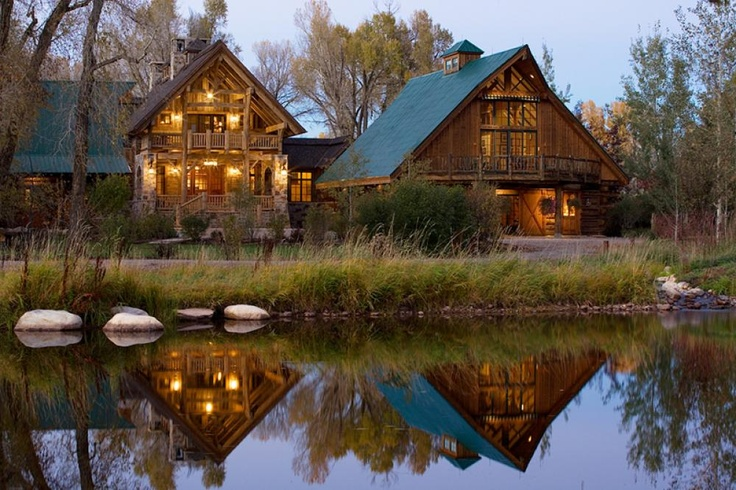 1000 images about cabins and treehouses on pinterest for Cabins in steamboat springs