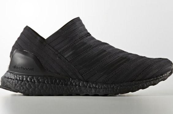 http://SneakersCartel.com Release Date: adidas Nemeziz Tango 17+ Ultra Boost Triple Black #sneakers #shoes #kicks #jordan #lebron #nba #nike #adidas #reebok #airjordan #sneakerhead #fashion #sneakerscartel http://www.sneakerscartel.com/release-date-adidas-nemeziz-tango-17-ultra-boost-triple-black/
