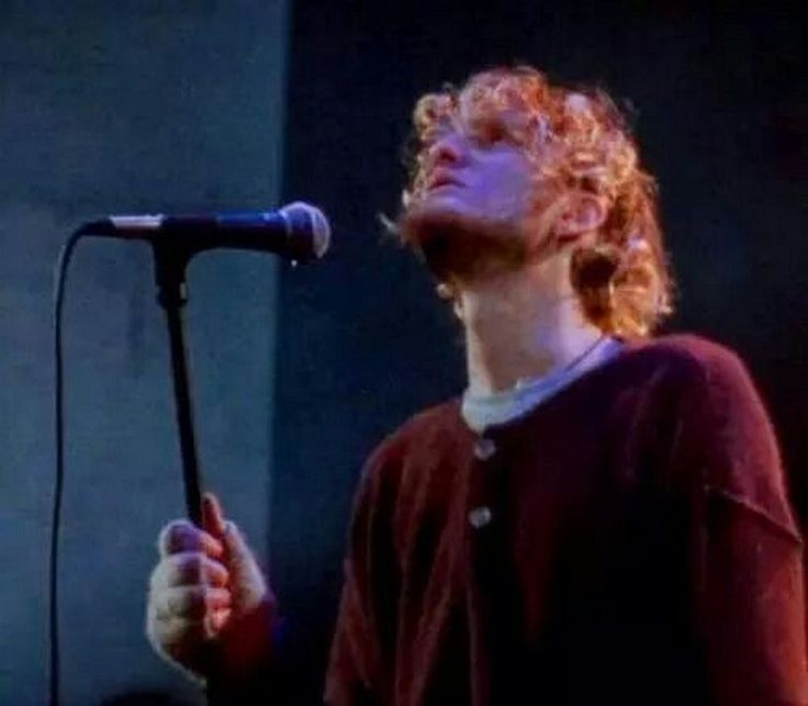 Layne Staley at the Moore with Mad Season. Pleading...