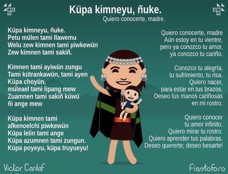 Lengua  Mapudungun